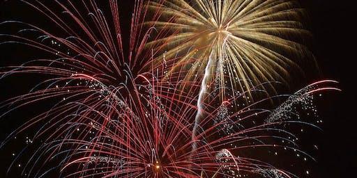 Wawa Welcome America Waterfront Fireworks