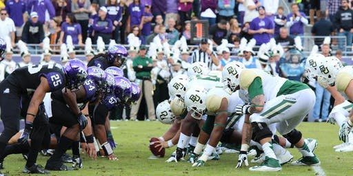 The Rivalry Baylor vs TCU New Orleans Watch Party