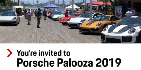3rd Annual Porsche Palooza - FREE EVENT tickets