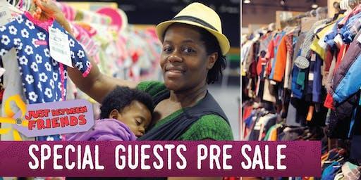 JBF St. Cloud 2019 Fall Special Guest Pre-sale!