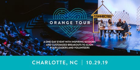 Orange Tour: Charlotte tickets