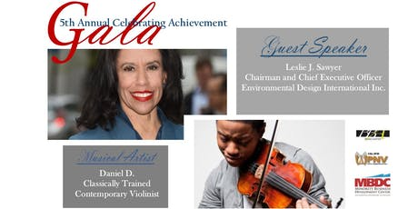 The 5th Annual Celebrating Achievement Gala tickets