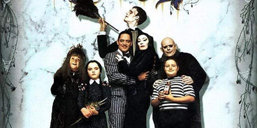 Flicks from the Hill: The Addams Family