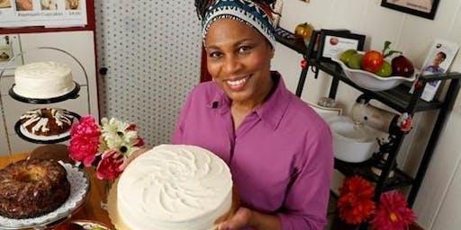 Mortgage Apple Cake 10th Anniversary Celebration