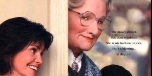 Flicks from the Hill: Mrs. Doubtfire