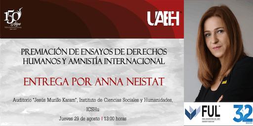 Concurso de ensayos sobre derechos humanos y amnistía internacional