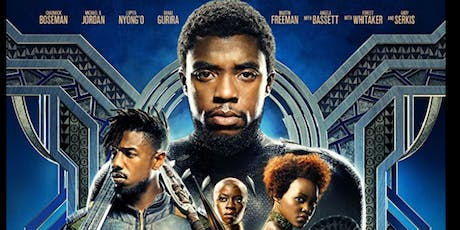 Flicks from the Hill: Black Panther tickets