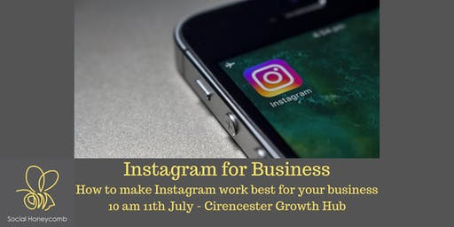 Instagram for Business - how to make Instagram work for your business
