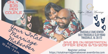 Your Total Marriage Makeover tickets