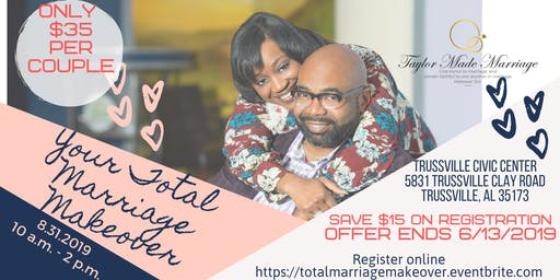 Your Total Marriage Makeover