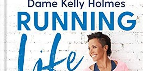 Cranbrook Literature Festival: 'Running Life' with Dame Kelly Holmes tickets