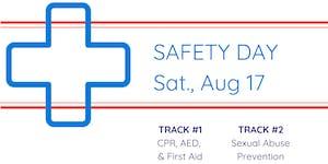CincyNanny Training | Safety Day 2019