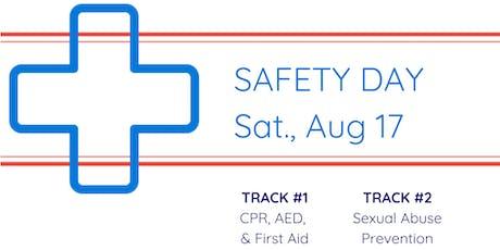 CincyNanny Training | Safety Day 2019 tickets