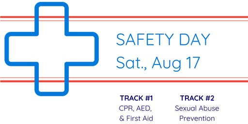 CincyNanny Training | Safety Day 2019