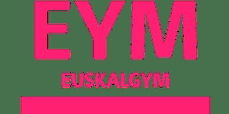 EuskalgymYM entradas