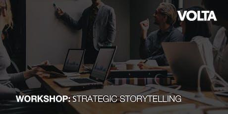 Strategic Storytelling tickets