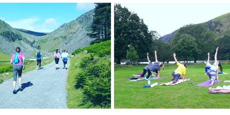 Mountain To Mat - Camaderry Mt Run & Lakeside Yoga tickets