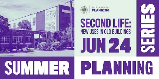 Summer Planning Series // Second Life: New Uses in Old Buildings
