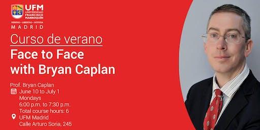Cara a Cara con Bryan Caplan