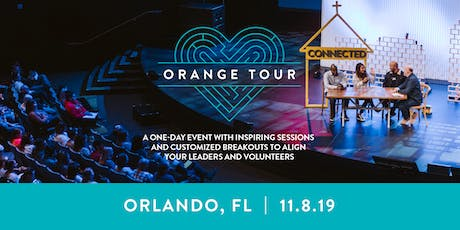 Orange Tour: Orlando tickets