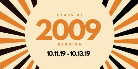 Stivers Class of 2009 Reunion tickets
