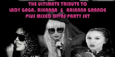 Total Divas - Tribute party night and disco