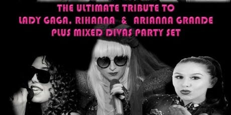 Total Divas - Tribute party night and disco tickets