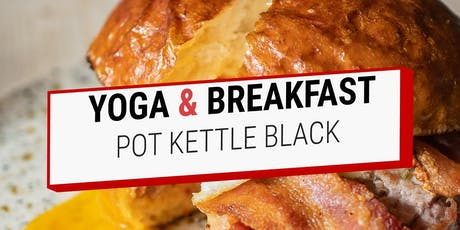 Rooftop yoga and breakfast  tickets