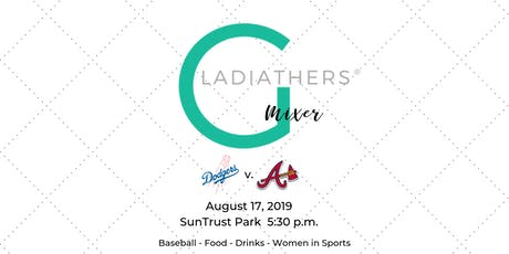 GladiatHers® Women in Sports Mixer at SunTrust Park tickets
