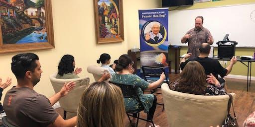 Saturday Night Free Meditation and Healing Clinic