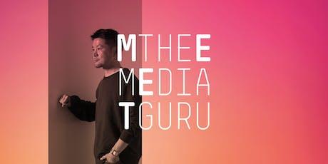 Nao Tokui   Meet the Media Guru biglietti