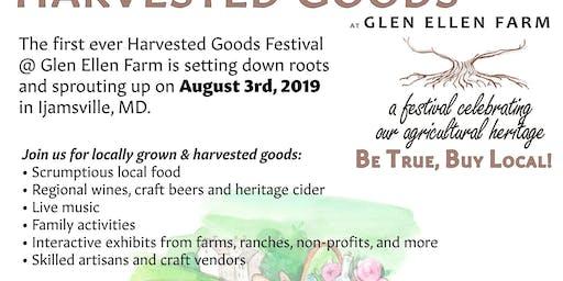 Harvested Goods Festival at Glen Ellen Farm