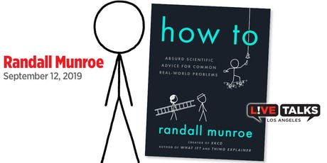An Evening with Randall Munroe tickets