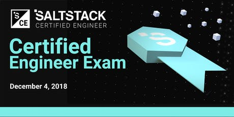 SaltStack Certified Engineer (SSCE) Exam boletos