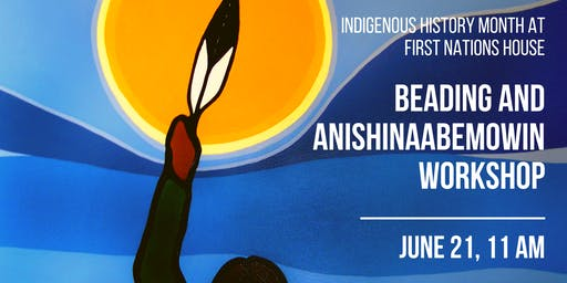 Beading and Anishinaabemowin Workshop