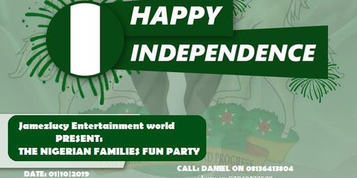 Annual Families/Children event tagged (The Nigerian Families)