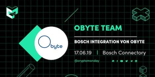 Obyte & Bosch: Wie integriert Bosch die DAG Technologie?