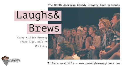 The North American Comedy Brewery Tour - At Crazy Willies tickets