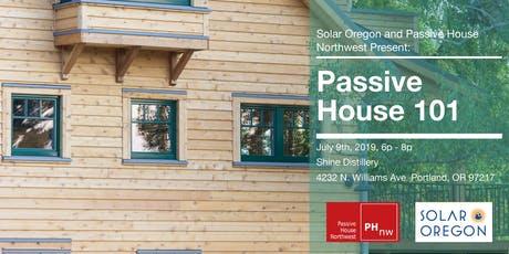 Solar Oregon and Passive House Northwest present: Passive House 101 tickets