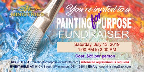 Painting for Purpose tickets