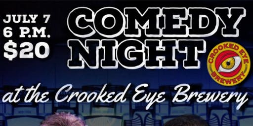 Comedy Night at Crooked Eye