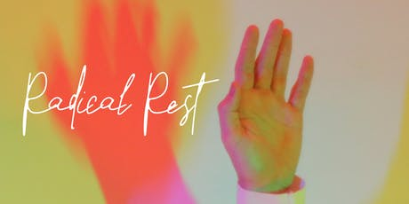 Radical Rest: A Sound and Reiki Immersion tickets