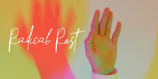Radical Rest: A Sound and Reiki Immersion