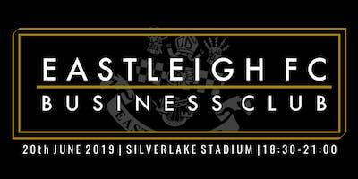Eastleigh FC Business Club Launch
