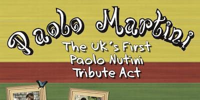 Paulo Martini and Swing - Paulo Nutini Tribute night