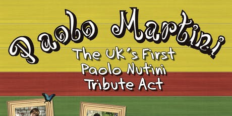 Paulo Martini and Swing - Paulo Nutini Tribute night  tickets