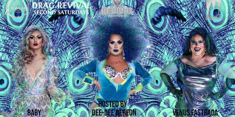 Drag Revival tickets