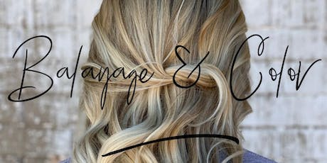 BALAYAGE & COLOR CLASS tickets