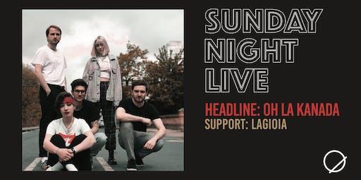 Sunday Night Live: October