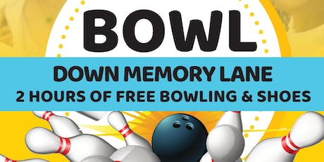 Bowl Down Memory Lane in Central Florida tickets